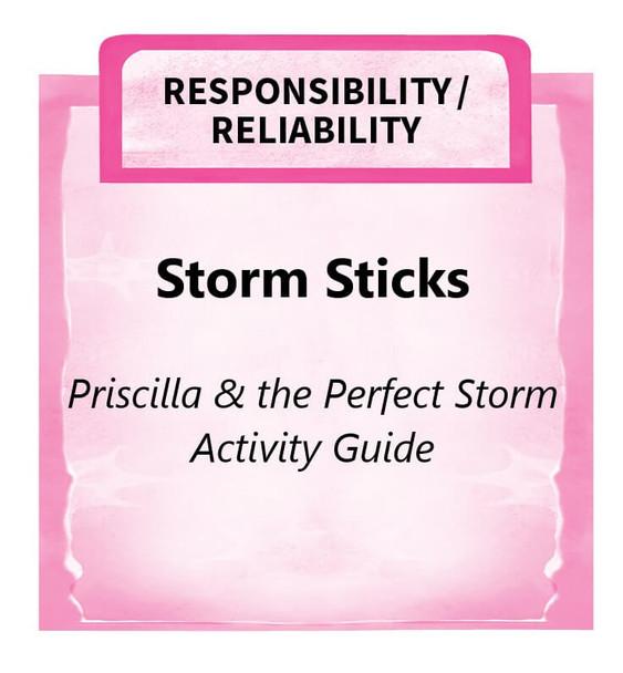 Downloadable Activity: Storm Sticks (Priscilla & the Perfect Storm)