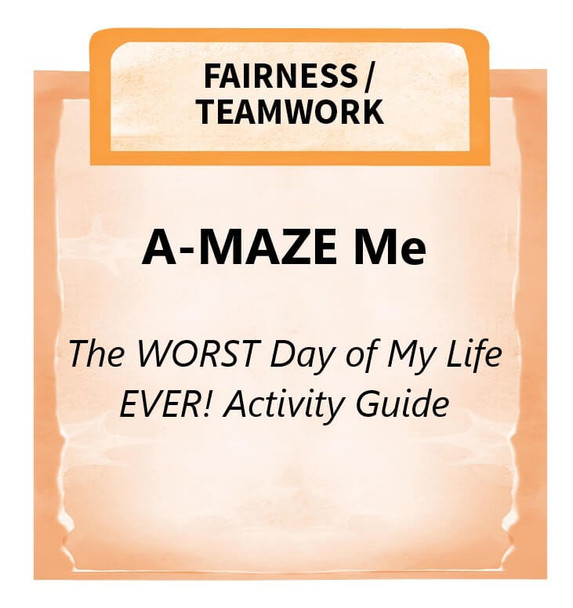 Downloadable Activity: A-MAZE Me (The WORST Day of My Life EVER!)