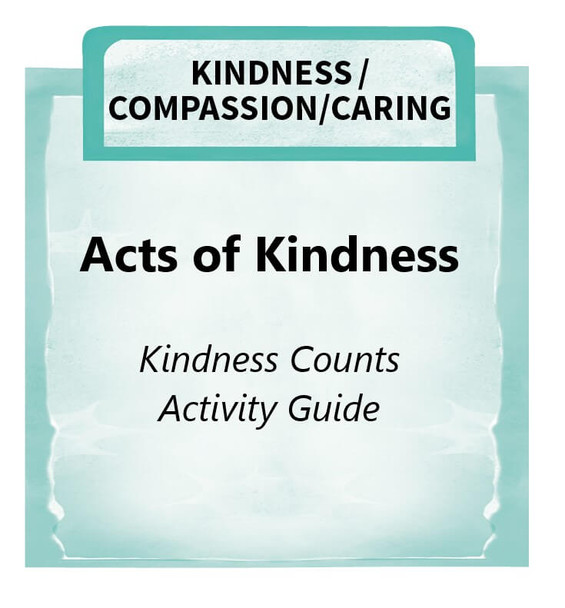 Downloadable Activity: Acts of Kindness Tree (Kindness Counts)
