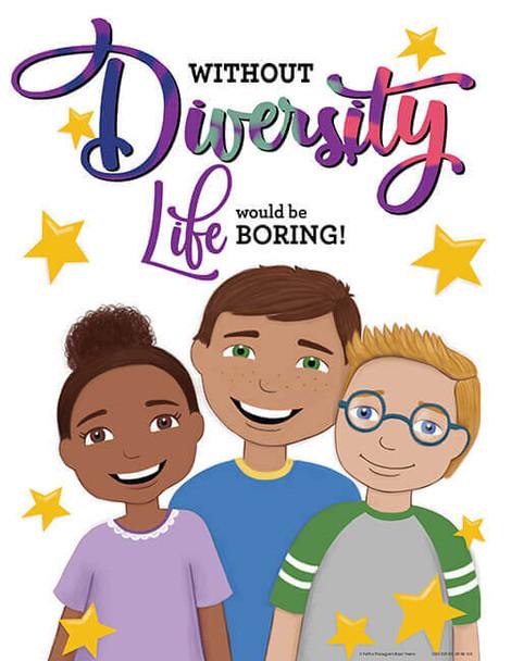 Downloadable Diversity Poster