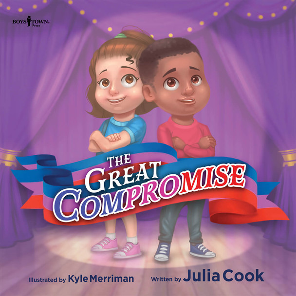 Book Cover of The Great Compromise