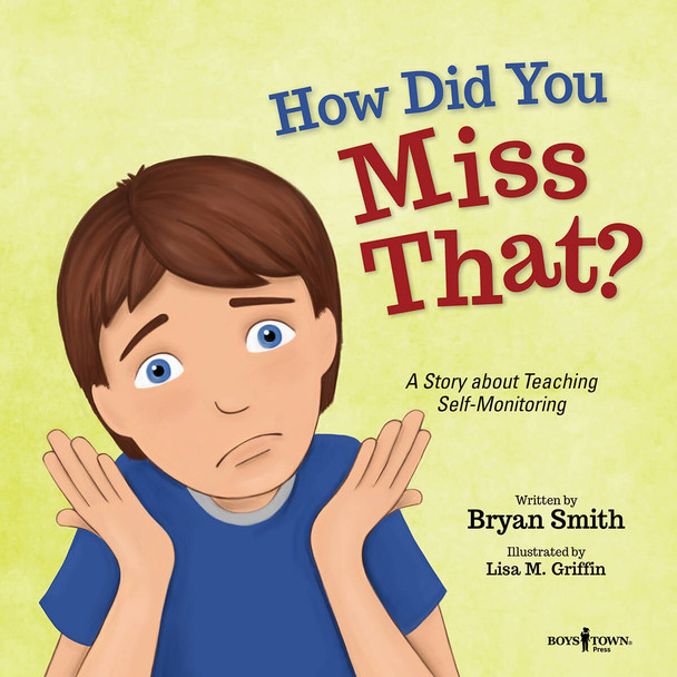 Book Cover of How Did You Miss That?