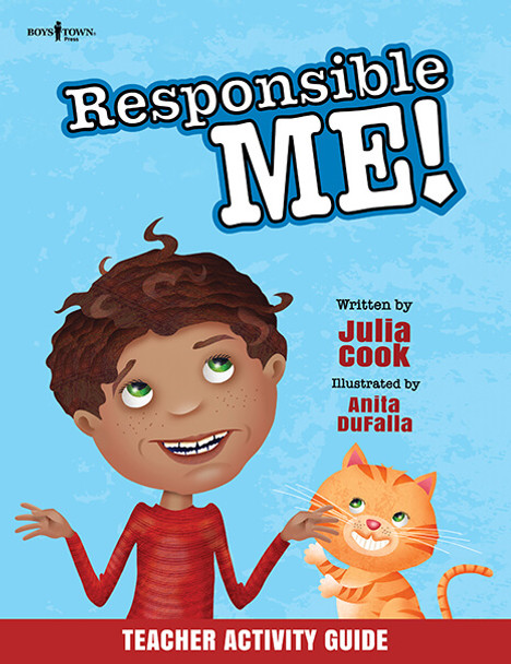 "Book Cover of Responsible Me! ""Noodle"" Series Teacher Activity Guide"