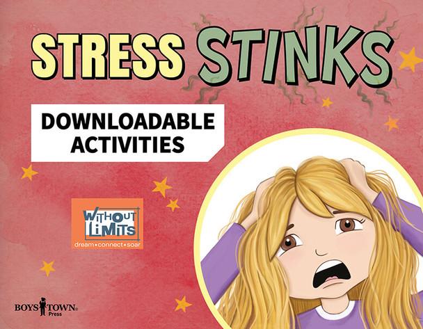 Downloadable Activities: Stress Stinks