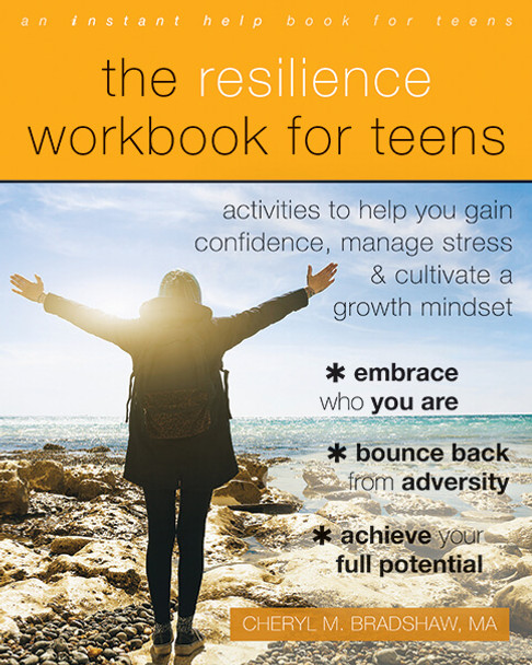 Book Cover of The Resilience Workbook for Teens