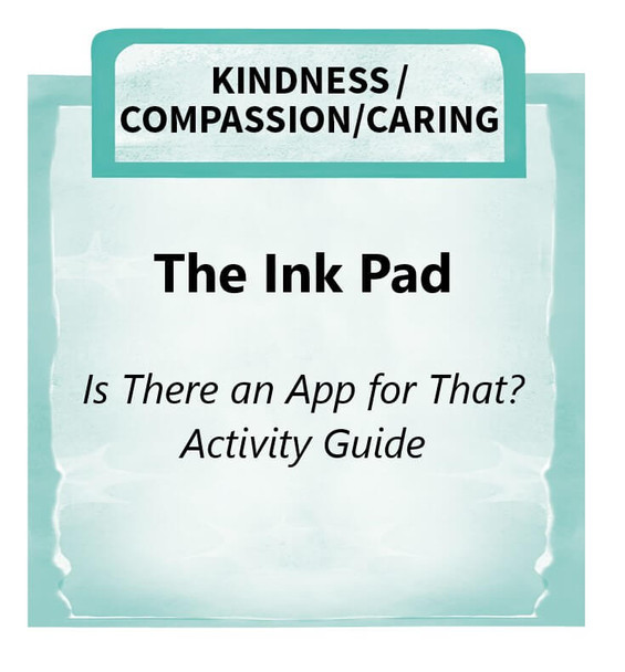 Downloadable Activity: The Ink Pad (Is There an App for That?)