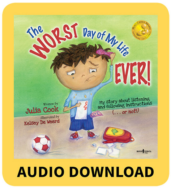 The WORST Day of My Life EVER! Book with Audio Download