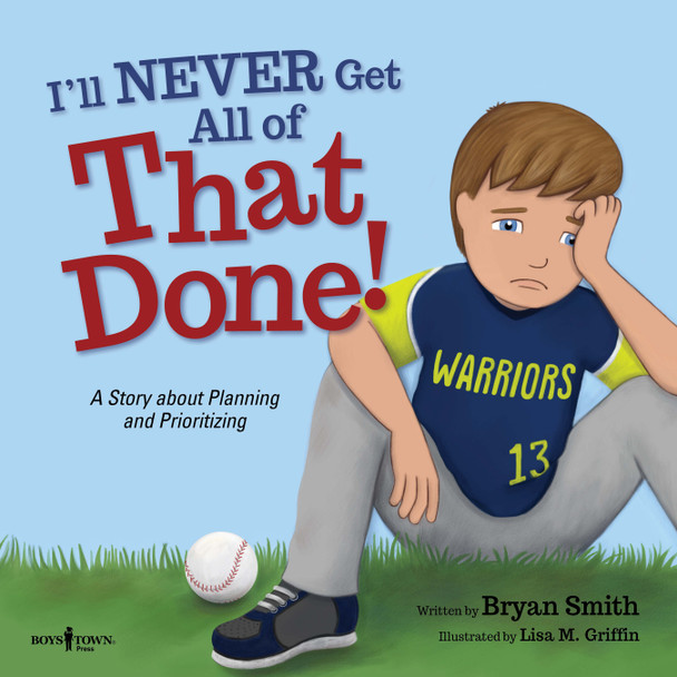 Book Cover of I'll NEVER Get All of That Done!