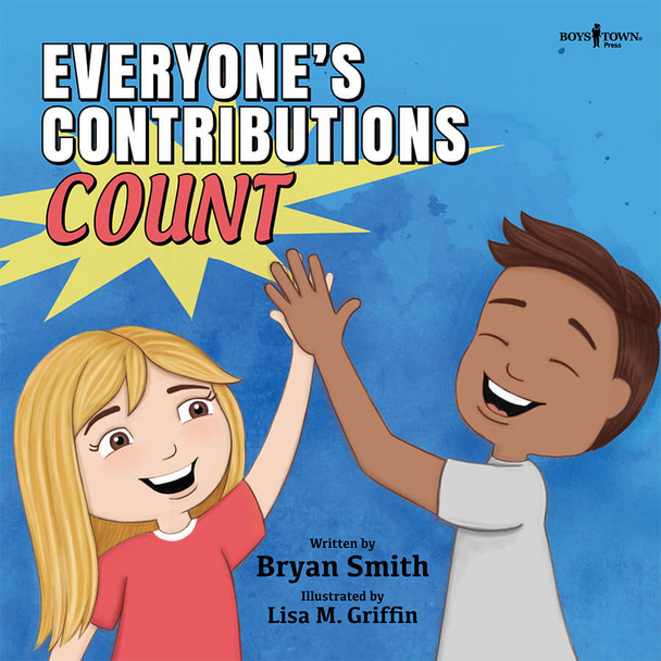 Book Cover of Everyone's Contributions Count