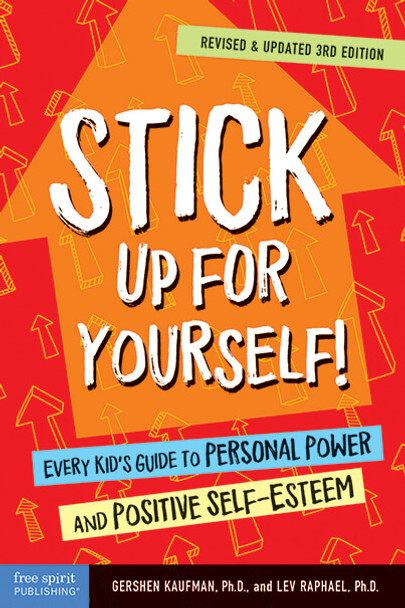 Book Cover of Stick Up for Yourself!