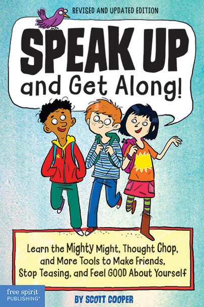 Book Cover of Speak Up and Get Along!