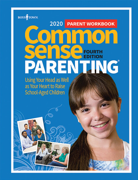 Book Cover of Common Sense Parenting® Parent Workbook, Revised 4th Edition