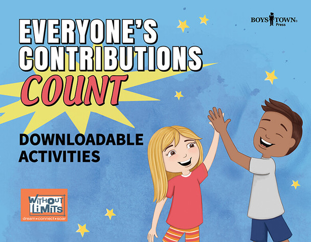 Downloadable Activities: Everyone's Contributions Count