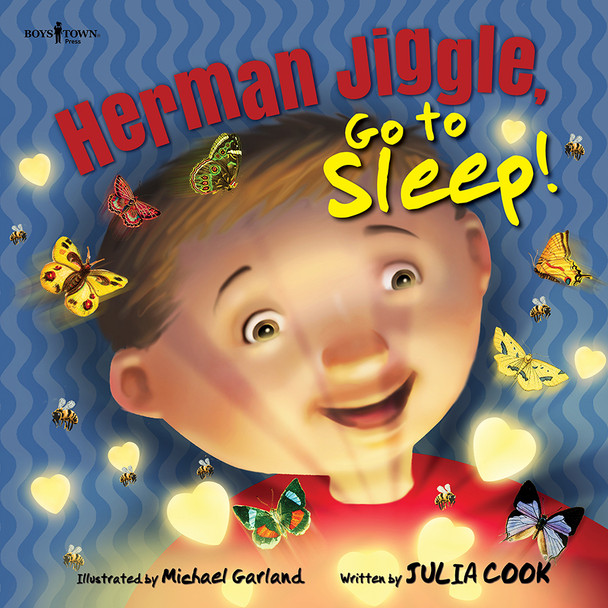Book Cover of Herman Jiggle, Go to Sleep!