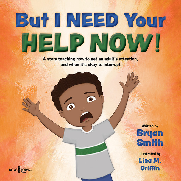 Book Cover of  But I Need Your Help now!