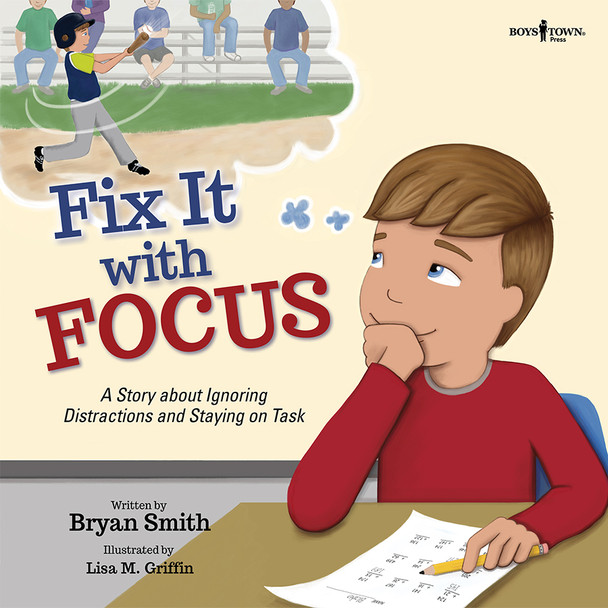 Book Cover of Fix It with Focus