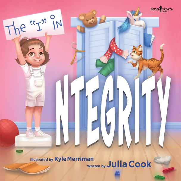 "Book Cover of The ""I"" in Integrity"