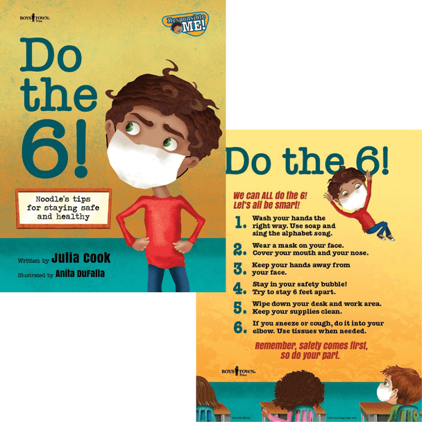 Do the 6! Booklet and Poster Bundle