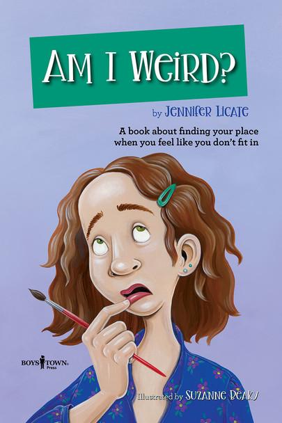 Book Cover of Am I Weird?