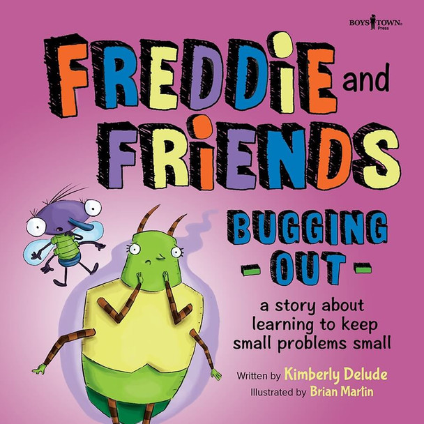 Book Cover of Freddie and Friends: Bugging Out