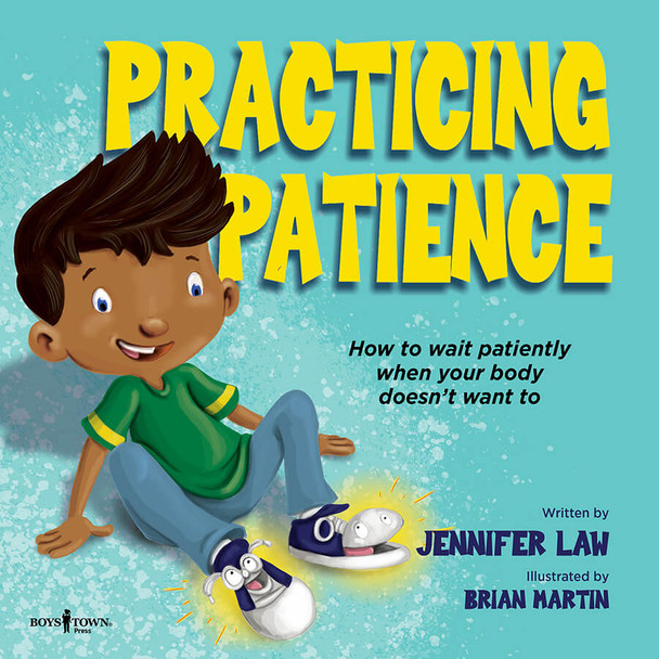 Book Cover of Practicing Patience