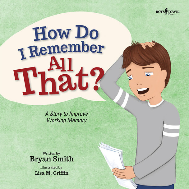 Book Cover of How Do I Remember All That?