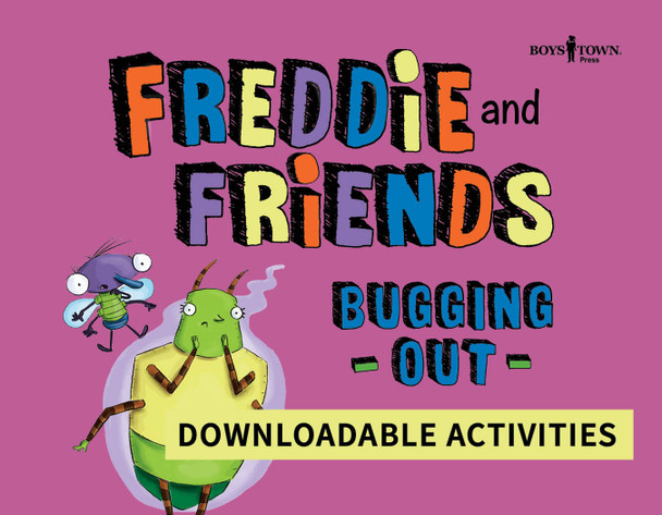 Downloadable Activities: Freddie and Friends - Bugging Out