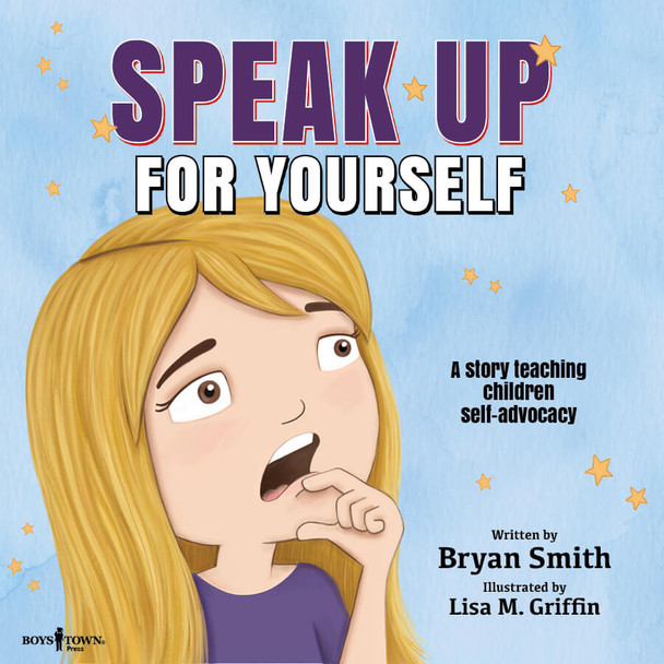Book Cover of Speak Up For Yourself