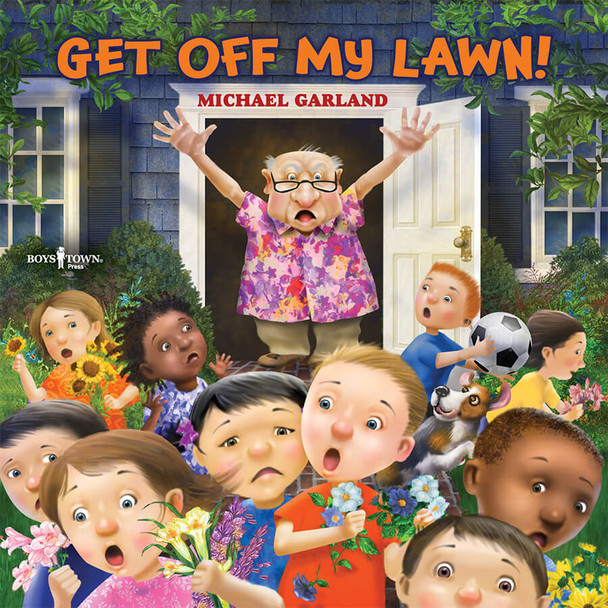 Book Cover of Get Off My Lawn!