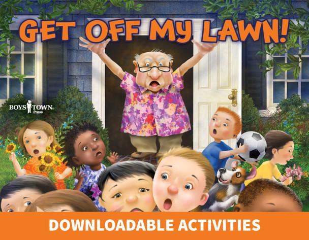 Downloadable Activities: Get Off My Lawn!