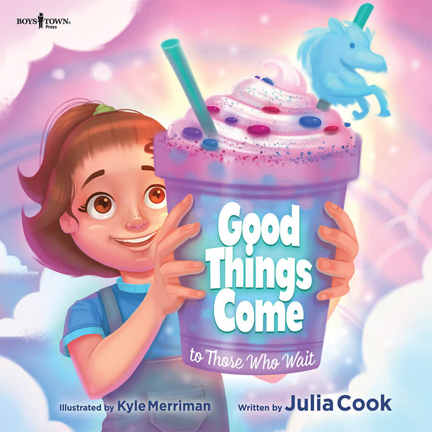 Book Cover of Good Things Come to Those Who Wait