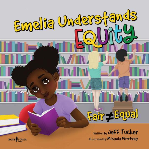 Book Cover of Emelia Understands Equity