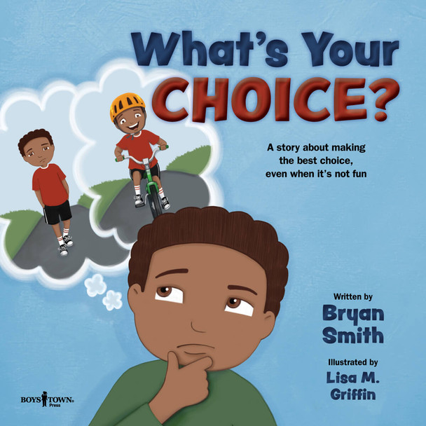 Book Cover of What's Your Choice?