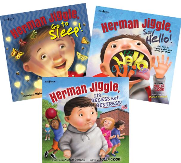 Socially Skilled Kids Series Set of 3 Storybooks