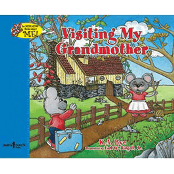 Book Cover of Visiting My Grandmother