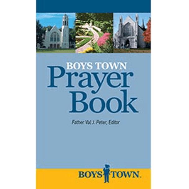 Book Cover of Boys Town Prayer Book