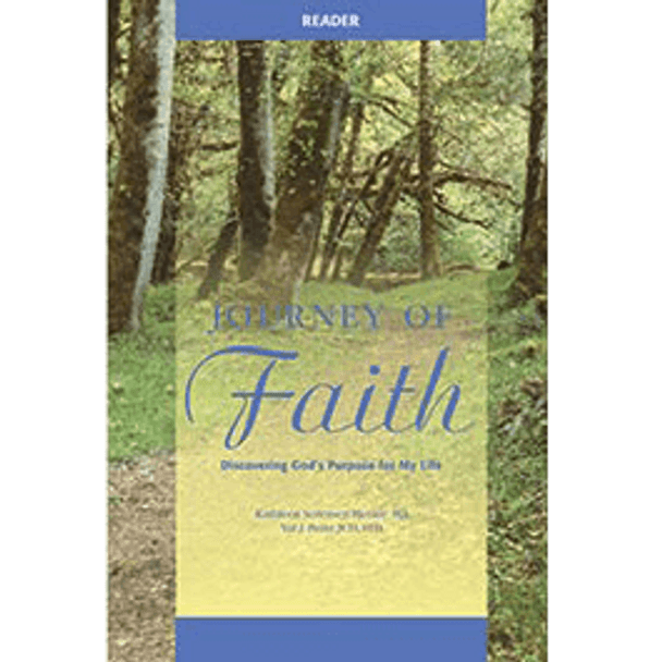 Book Cover of Journey of Faith Reader