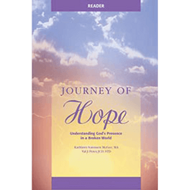 Book Cover of Journey of Hope Reader