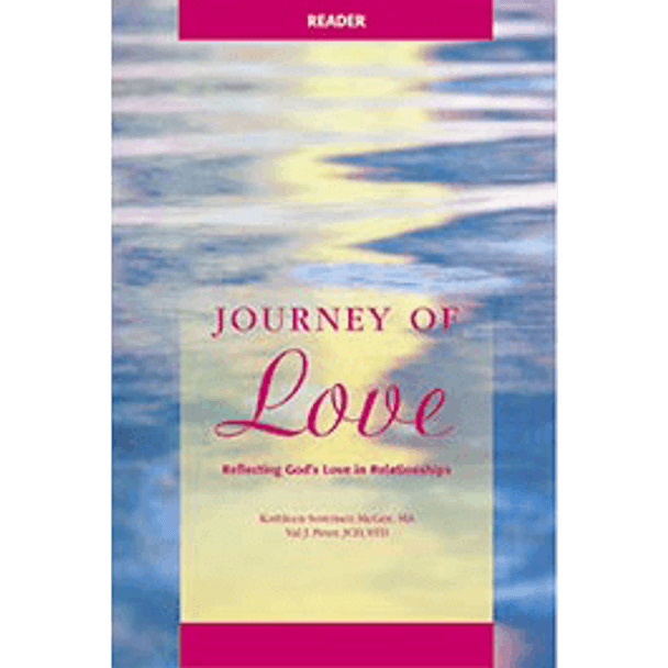 Book Cover of Journey of Love Reader