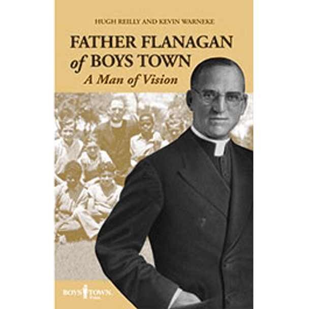 Book Cover of Father Flanagan of Boys Town: A Man of Vision