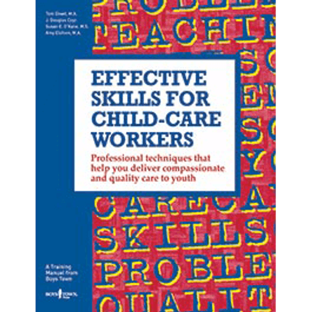 Book Cover of Effective Skills for Child-Care Workers