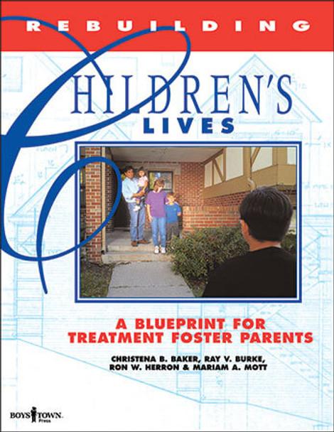 Book Cover of Rebuilding Children's Lives