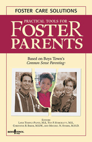 Book Cover of Practical Tools for Foster Parents