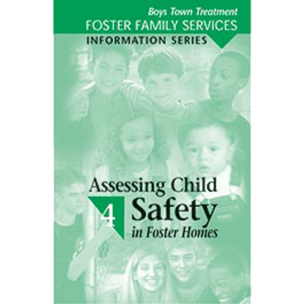 Booklet Cover of Assessing Child Safety in Foster Homes