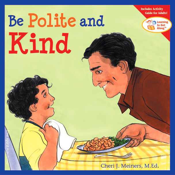 Book Cover of Be Polite and Kind