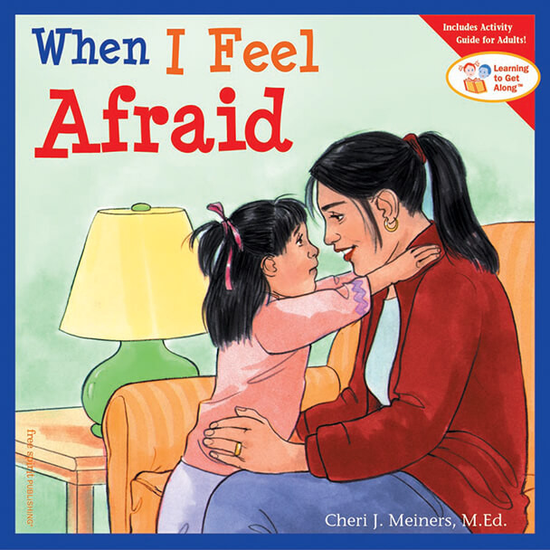 Book Cover of When I Feel Afraid