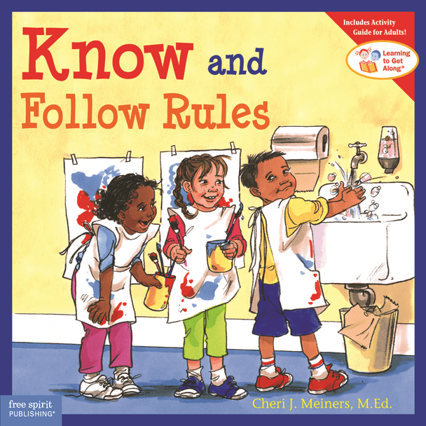Book Cover of Know and Follow Rules