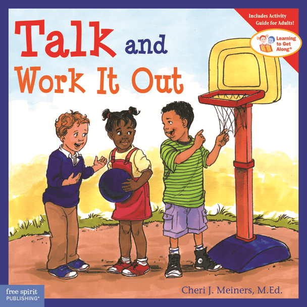 Book Cover of Talk and Work It Out