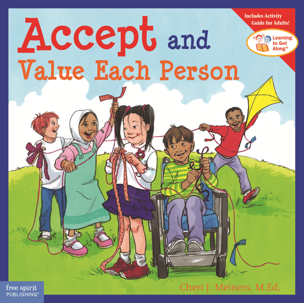 Book Cover of Accept and Value Each Person