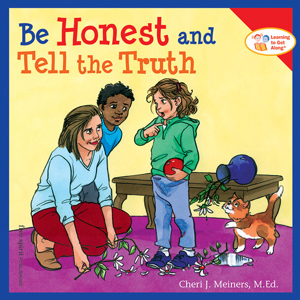 Book Cover of Be Honest and Tell the Truth
